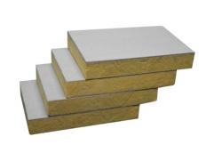 岩棉保温防火复合板