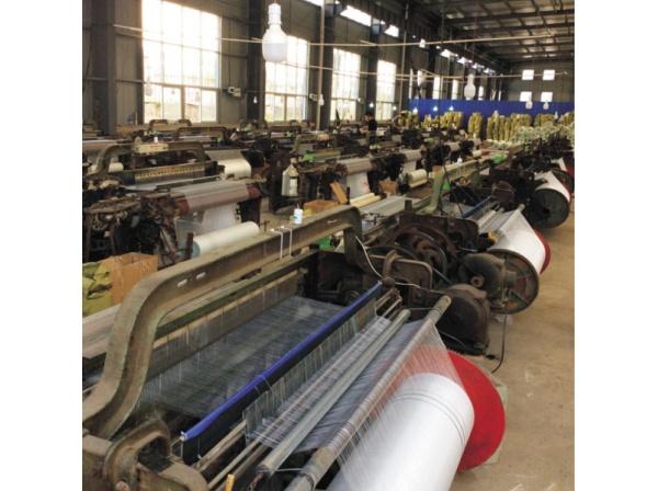 网格布生产线